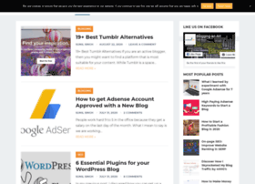 blogginganart.com