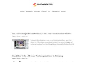 bloggingaster.com