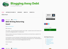 bloggingawaydebt.com