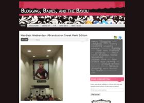 bloggingbabiesandthebayou.wordpress.com