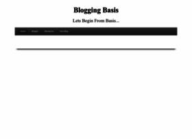 bloggingbasis.blogspot.in