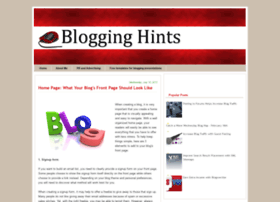 blogginghints.com