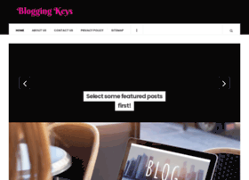 bloggingkeys.com
