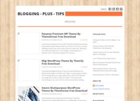 bloggingplustips.blogspot.in