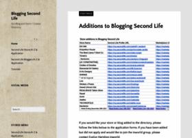 Bloggingsecondlife.wordpress.com