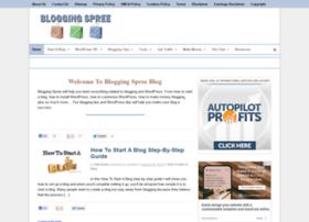 bloggingspree.com
