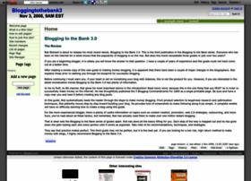 bloggingtothebank3.wikidot.com