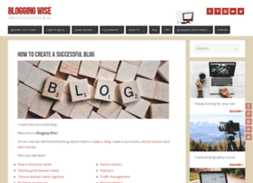 bloggingwise.com