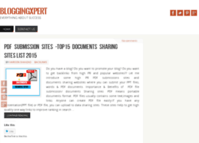 bloggingxpert.com
