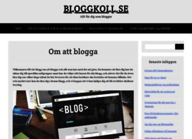 bloggkoll.se