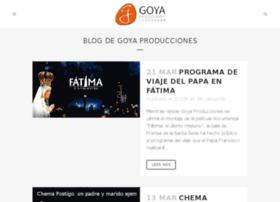 bloggoyaproducciones.com
