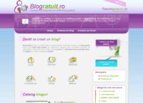 bloggratuit.ro