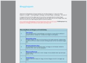 bloggtoppen.org