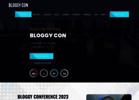 bloggyconference.com