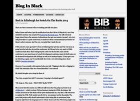 bloginblack.de