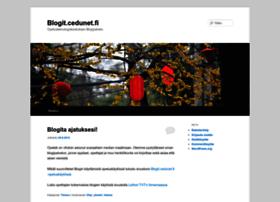 blogit.cedunet.fi