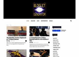 blogletgenerator.com