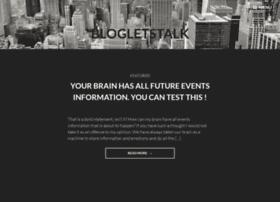 blogletstalk.wordpress.com