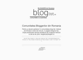 bloglist.ro