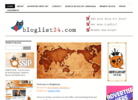 bloglist24.wordpress.com