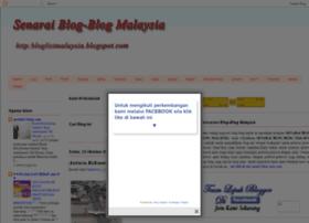 Bloglistmalaysia.blogspot.com
