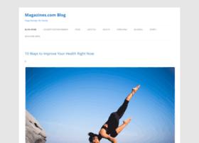 blogmagazine.com