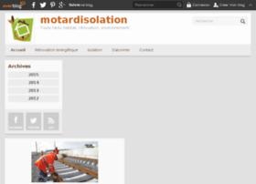 blogmotardisolation.com