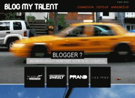 blogmytalent.com