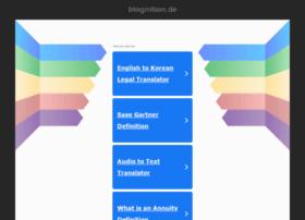 blognition.de
