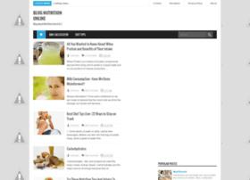 blognutritiononline.blogspot.com