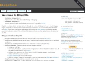 blogofile.com
