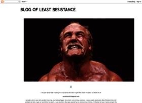 blogofleastresistance.blogspot.com