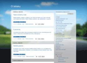 blogoletisku.blogspot.sk