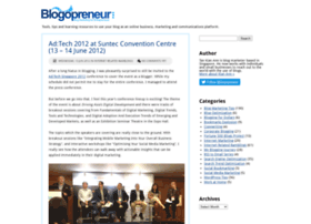blogopreneur.com