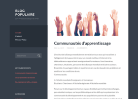 blogpopulaire.com
