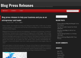 blogpressreleases.com
