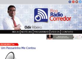 blogradiocorredor.com.br