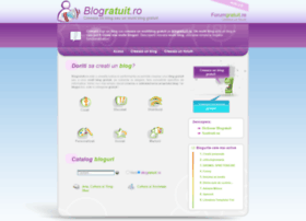 blogratuit.ro