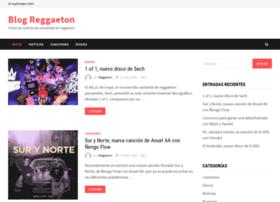 blogreggaeton.com