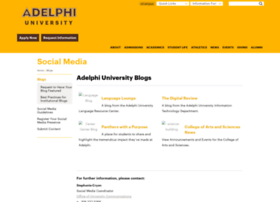 blogs.adelphi.edu