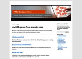 blogs.ams.org