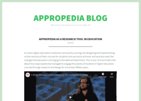 blogs.appropedia.org