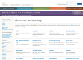 blogs.archives.gov
