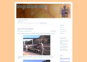 blogs.arquer.net