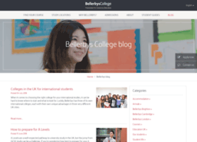 blogs.bellerbys.com