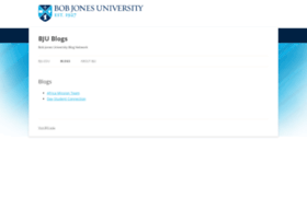 blogs.bju.edu