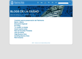 blogs.buenosaires.gov.ar