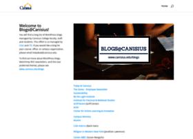 blogs.canisius.edu