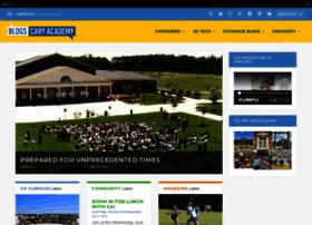Blogs.caryacademy.org
