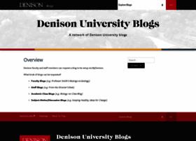 blogs.denison.edu